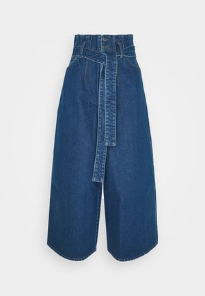 DEAGZ GAUCHO  - Relaxed fit jeans - denim blue