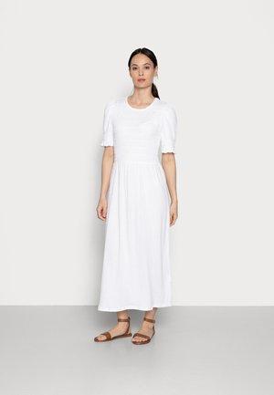Maxi dress - brilliant white