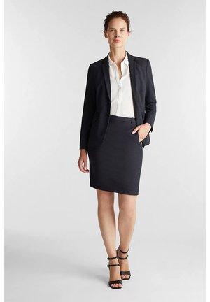 SKIRT NEW - Pencil skirt - navy