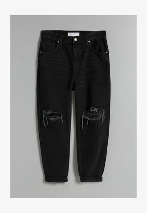 LOOSE FIT - Jeans relaxed fit - black