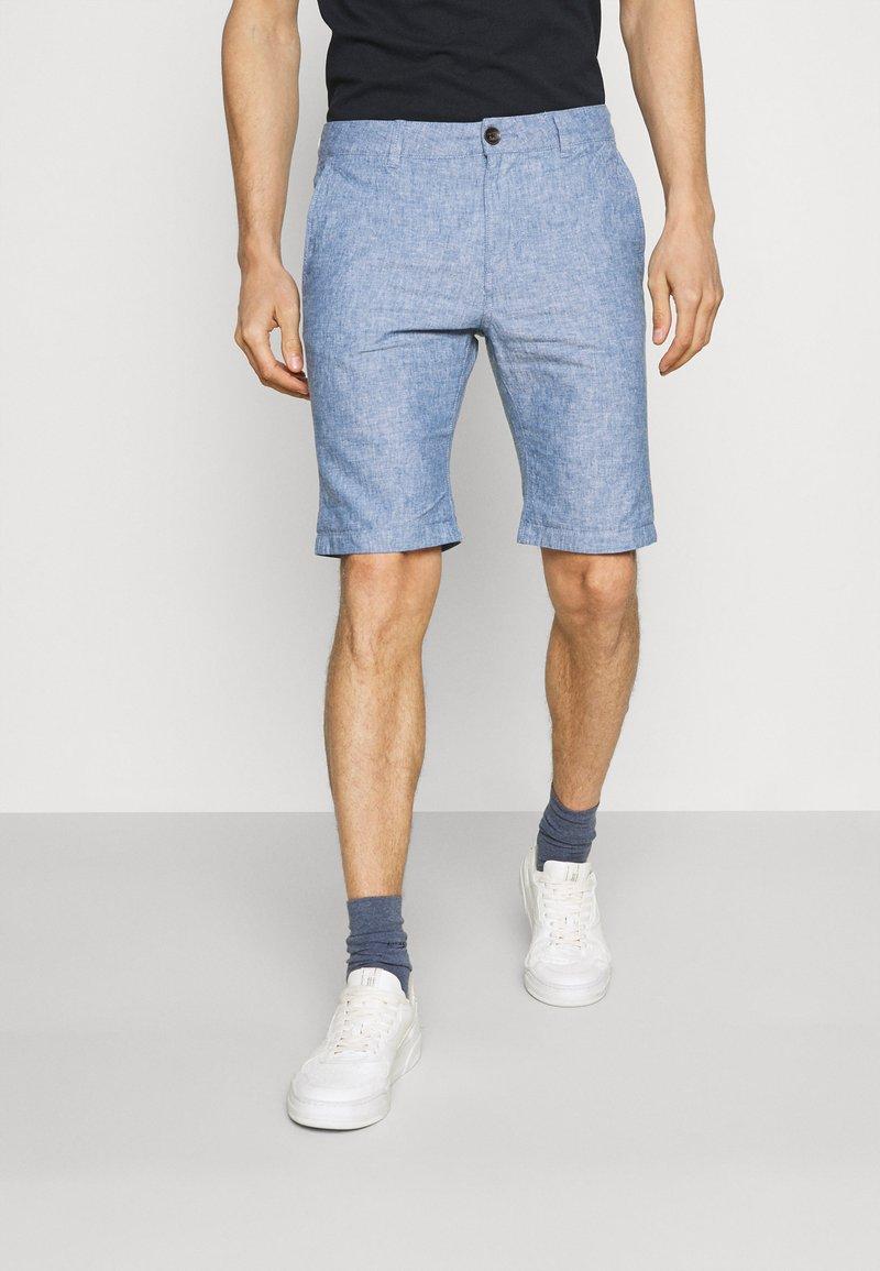 TOM TAILOR DENIM - Shorts - blue