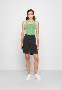 BDG Urban Outfitters - IMOGEN TANK - Topper - limeade - 1