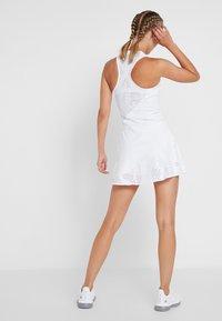 adidas by Stella McCartney - DRESS SET - Sportovní šaty - white - 2