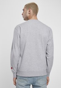 Starter - Collegepaita - heather grey - 1