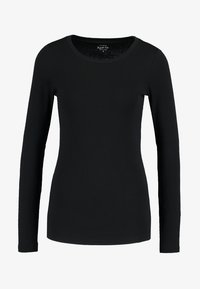 SLIM PERFECT  - Top s dlouhým rukávem - black