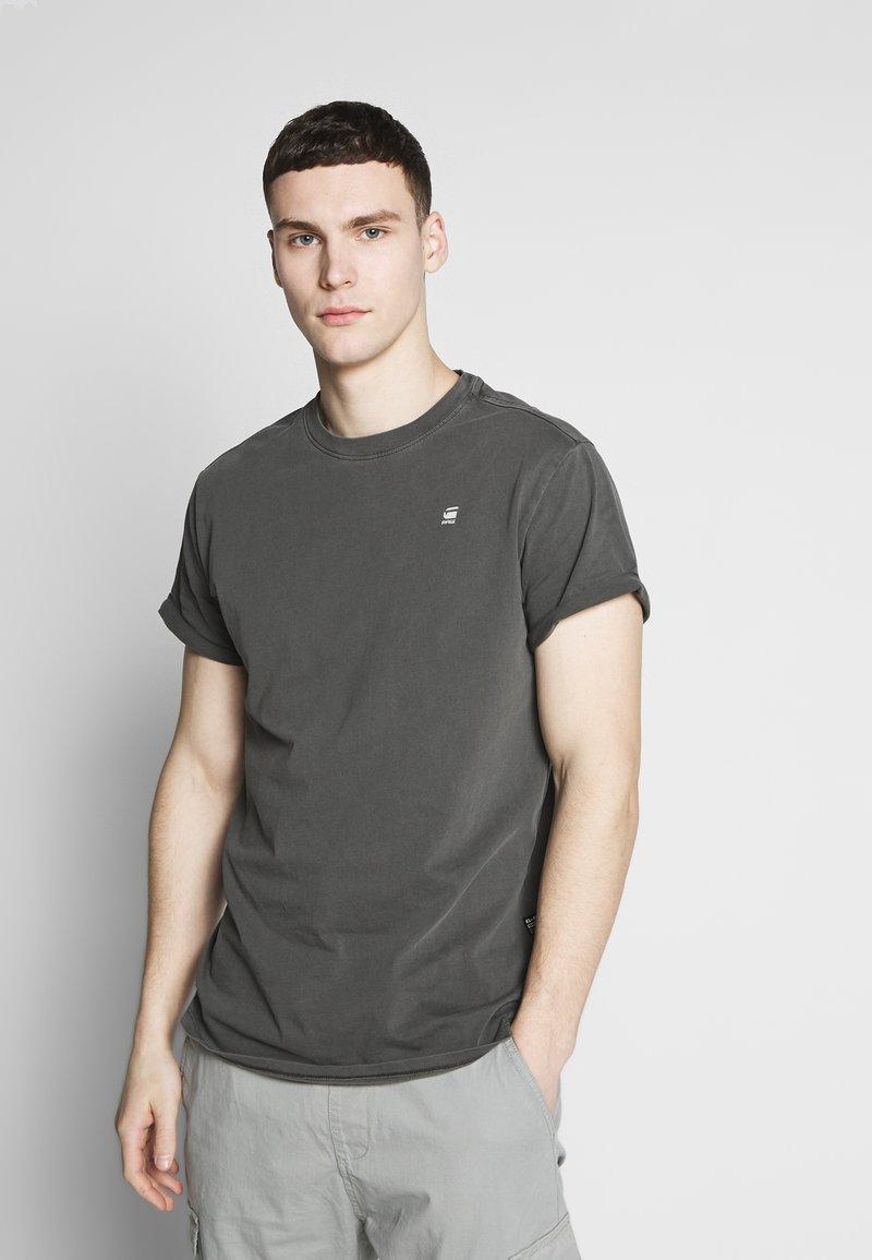 G-Star - LASH - Camiseta básica - raven