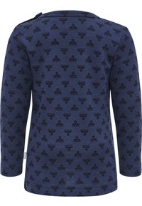 Hummel - Long sleeved top - dark denim - 1