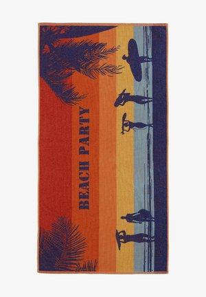 Beach towel - karma