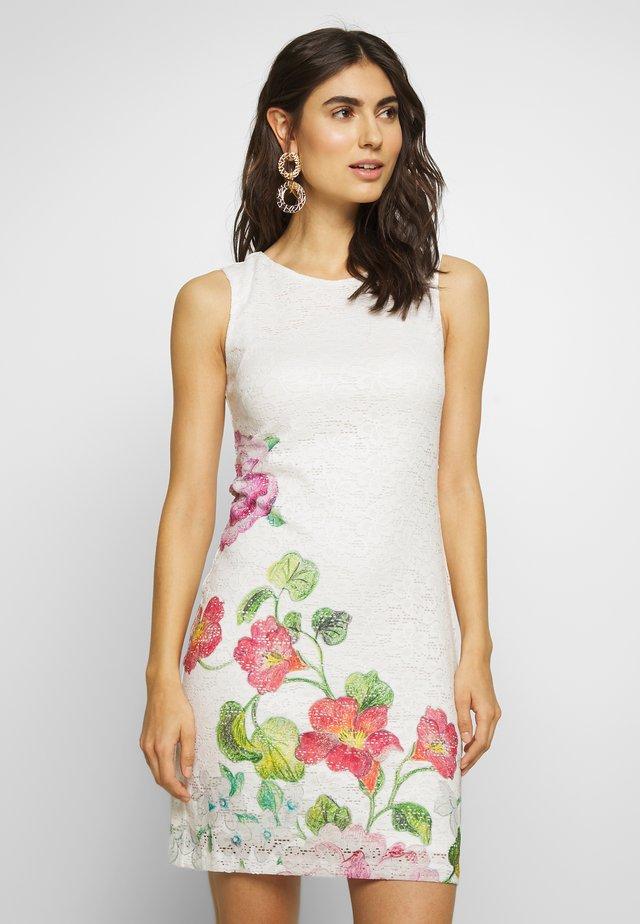 VEST BONNEY - Day dress - crudo