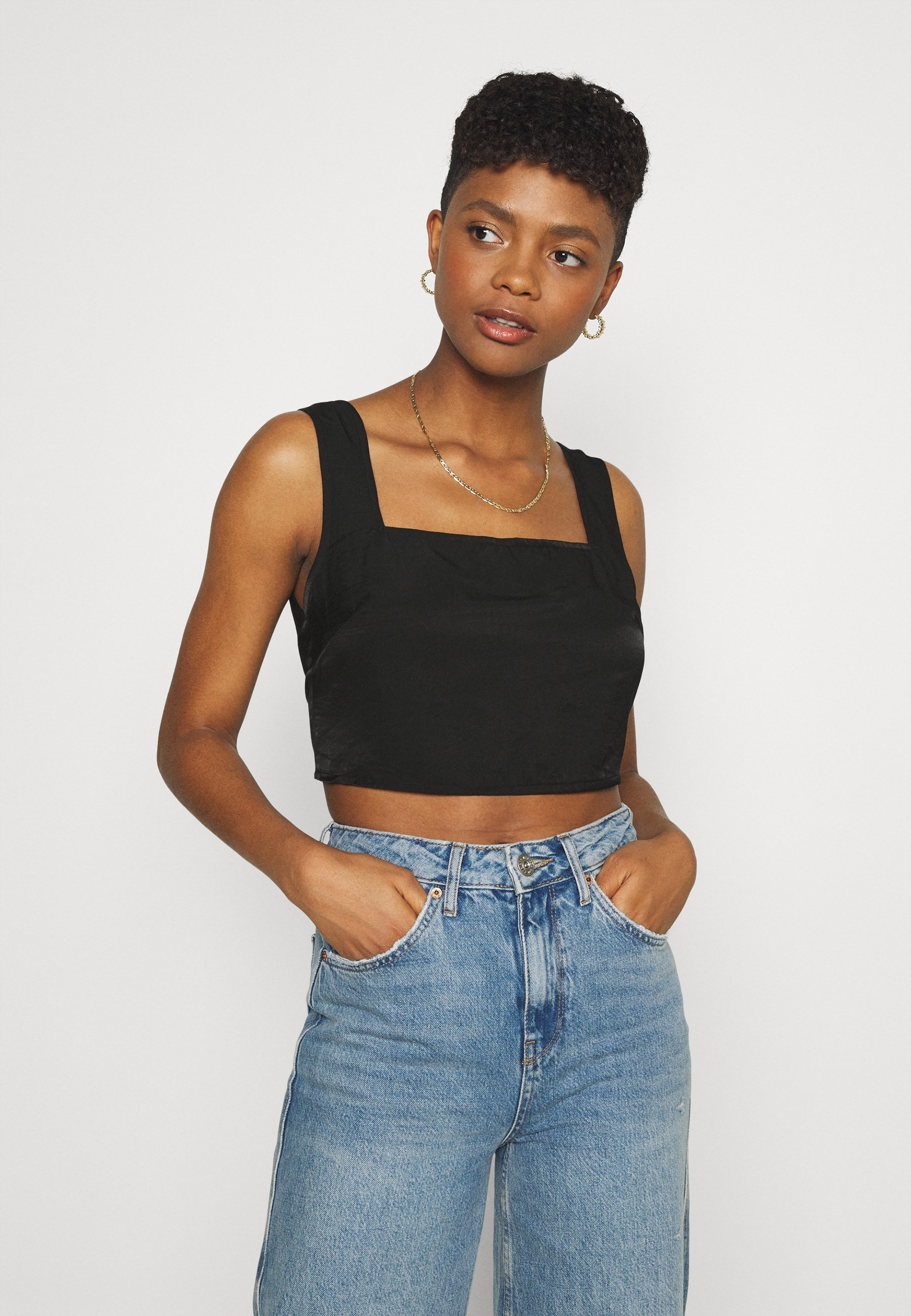 Donna FOSTER TIE BACK - Top