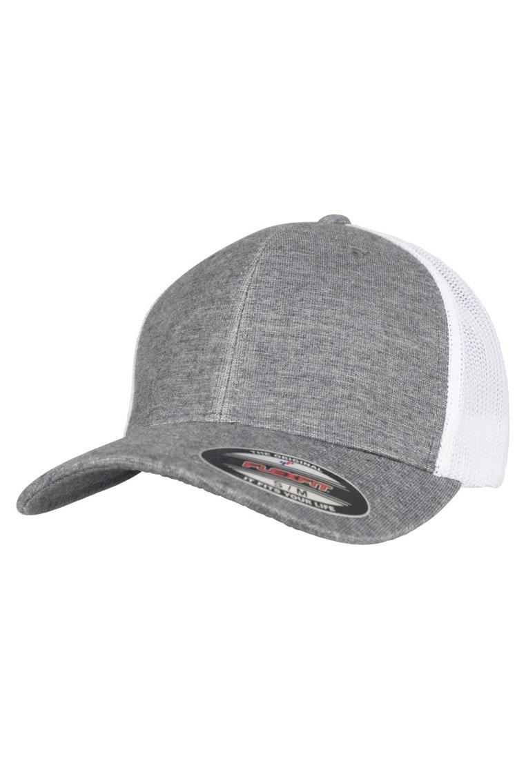 Herren Cap - grey/white