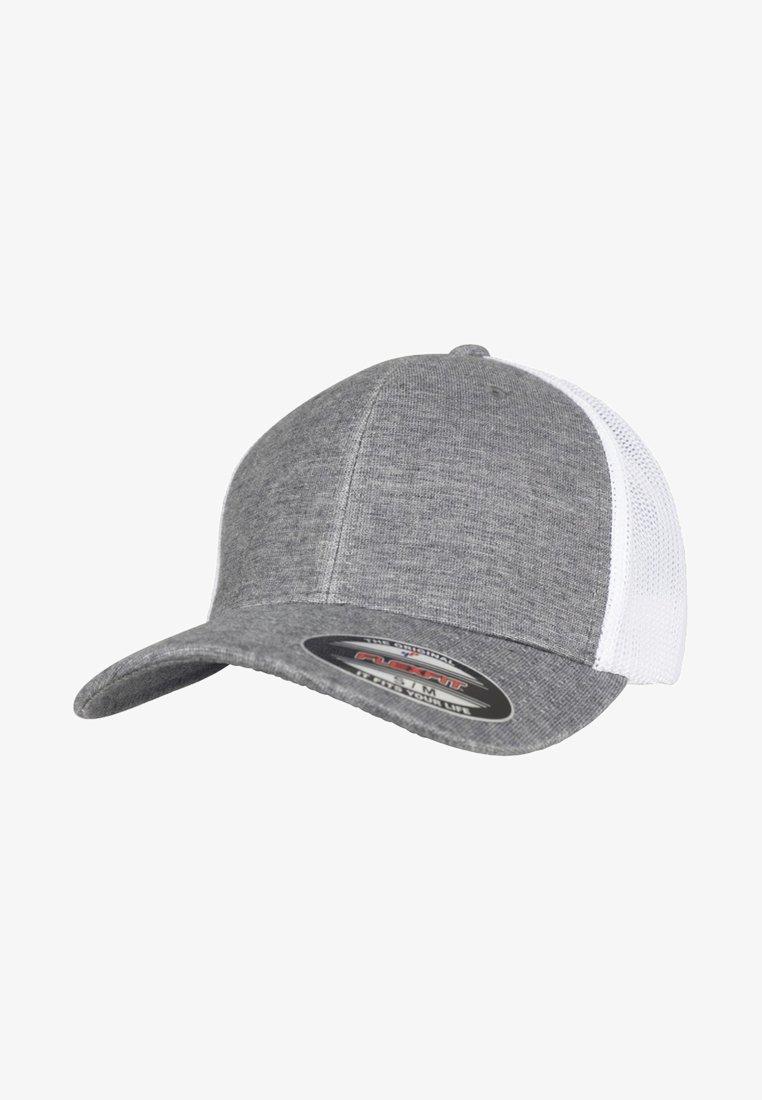 Flexfit - Cap - grey/white