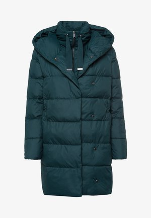 Winter coat - dark green