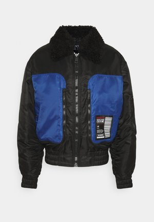 DIAGONAL - Light jacket - nero