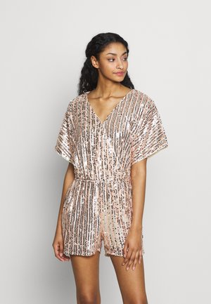 LADIES PLAYSUIT - Haalari - nude