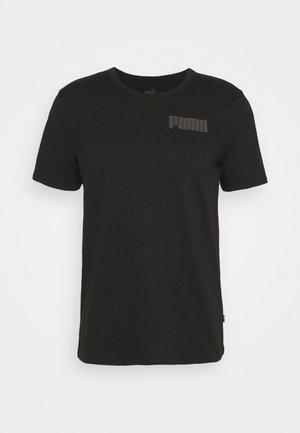 MODERN BASICS TEE - T-shirt print - black
