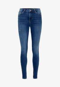 Vero Moda - Jeans Skinny Fit - dark blue - 5