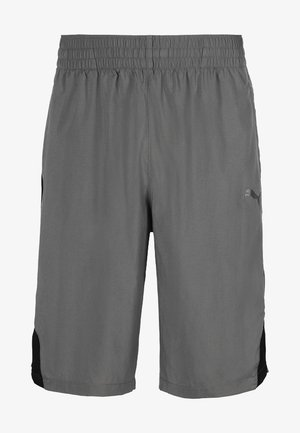 Sports shorts - castlerock-black