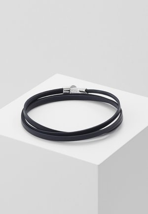 NEXUS WRAP BRACELET - Náramek - navy blue