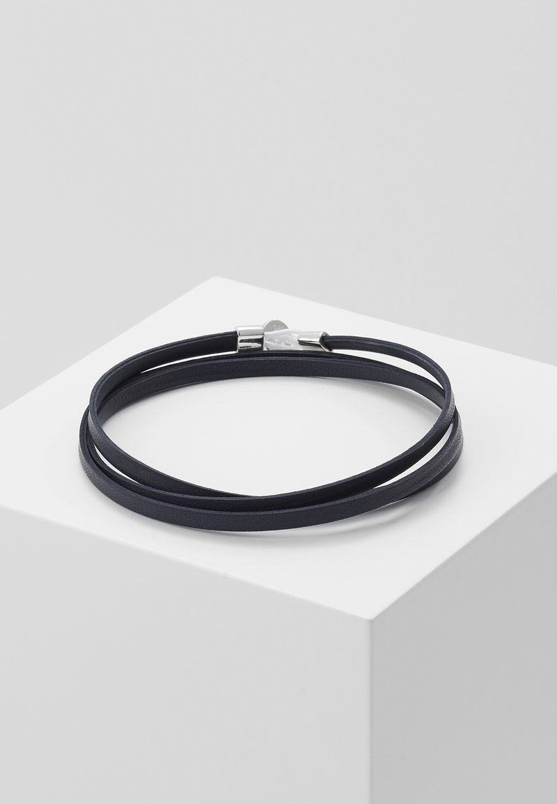 Miansai - NEXUS WRAP BRACELET - Armband - navy blue