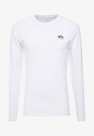 198517 - Long sleeved top - white
