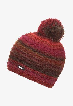 MIKATA - Mütze - dark red