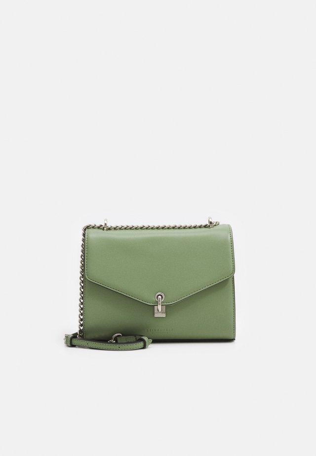 KISA - Sac bandoulière - matcha green