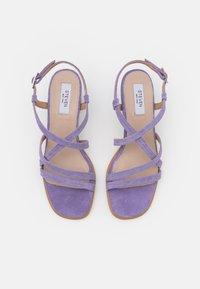 Steven New York - GRACY - Sandals - lila - 5