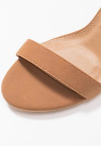 Rubi Shoes by Cotton On - SAN LUIS - High heeled sandals - tan - 2