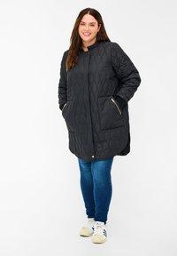 Zizzi - Winter coat - black - 1