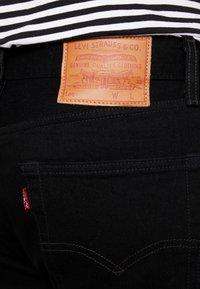 Levi's® - 501® '93 STRAIGHT - Jeansy Straight Leg - black punk - 5