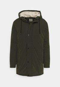 Newport Bay Sailing Club - UTILITY - Winter coat - khaki - 0