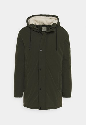 UTILITY - Winter coat - khaki