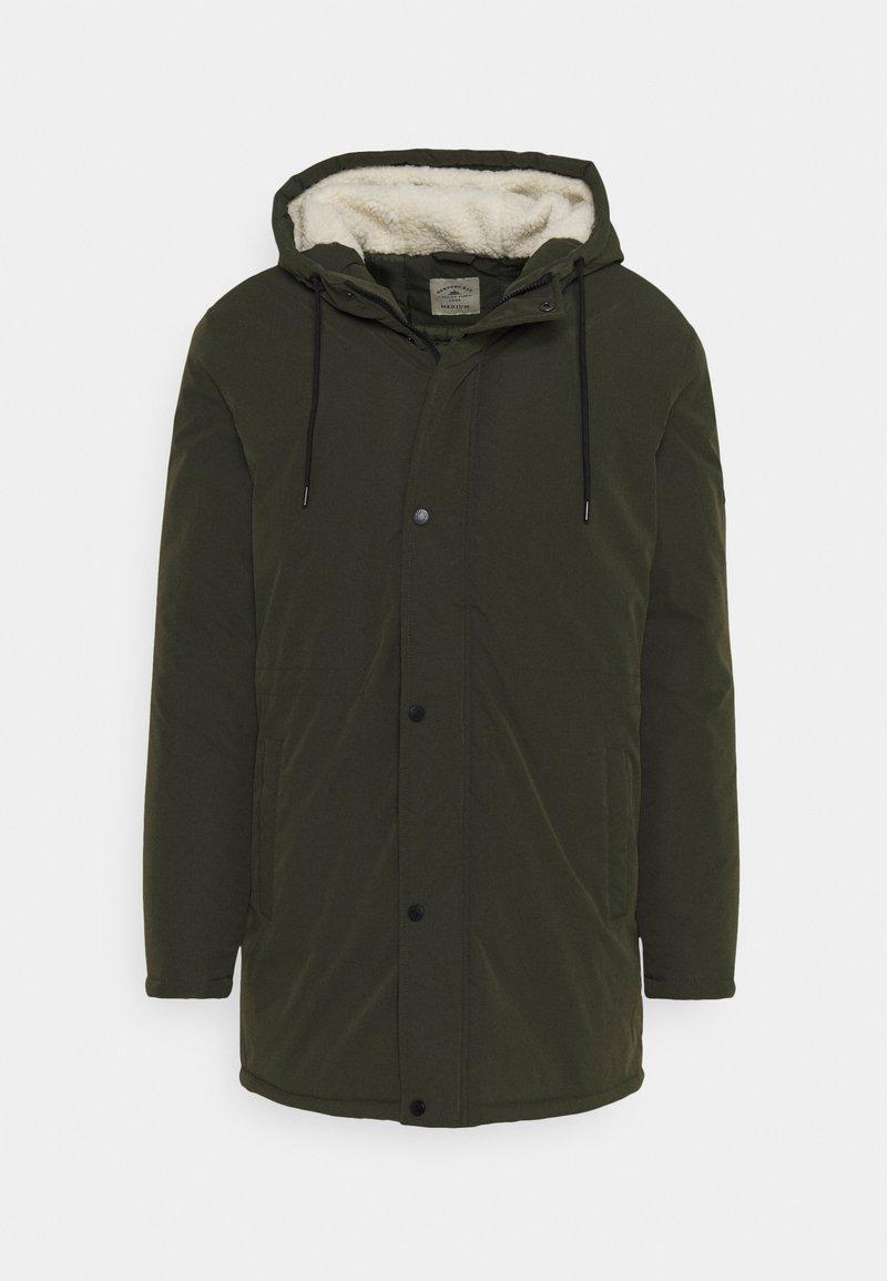 Newport Bay Sailing Club - UTILITY - Winter coat - khaki
