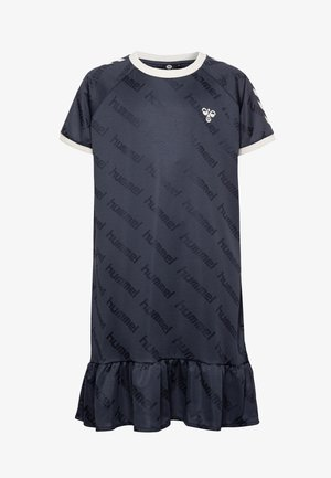 HMLSARA DRESS  - Sports dress - blue nights