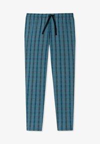 Schiesser - SCHIESSER LANG MIX & RELAX - Pyjama bottoms - blau gestreift - 3
