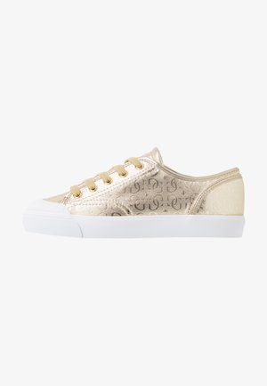 GITNEY - Trainers - gold