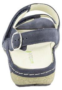 Waldläufer - Sandals - marine - 2