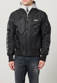 Alpha Industries - Light jacket - black/grey - 2