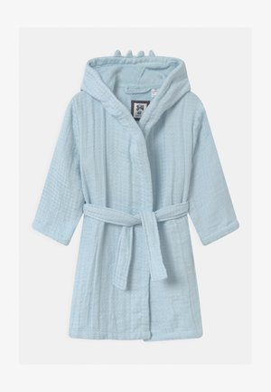 BOYS LONG SLEEVE GOWN - Badekåber - frosty blue