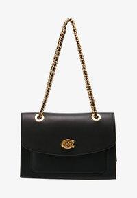 PARKER SHOULDER BAG - Handbag - ol/black