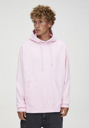 Hættetrøjer - light pink