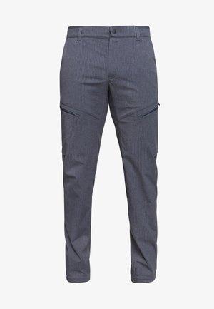 PUEZ CONCEPT - Trousers - premium navy melange