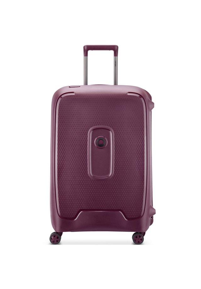 MONCEY 4-ROLLEN TROLLEY 69 CM - Wheeled suitcase - purple