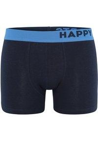 Happy Shorts - 2 PACK - Pants - stripes - 2