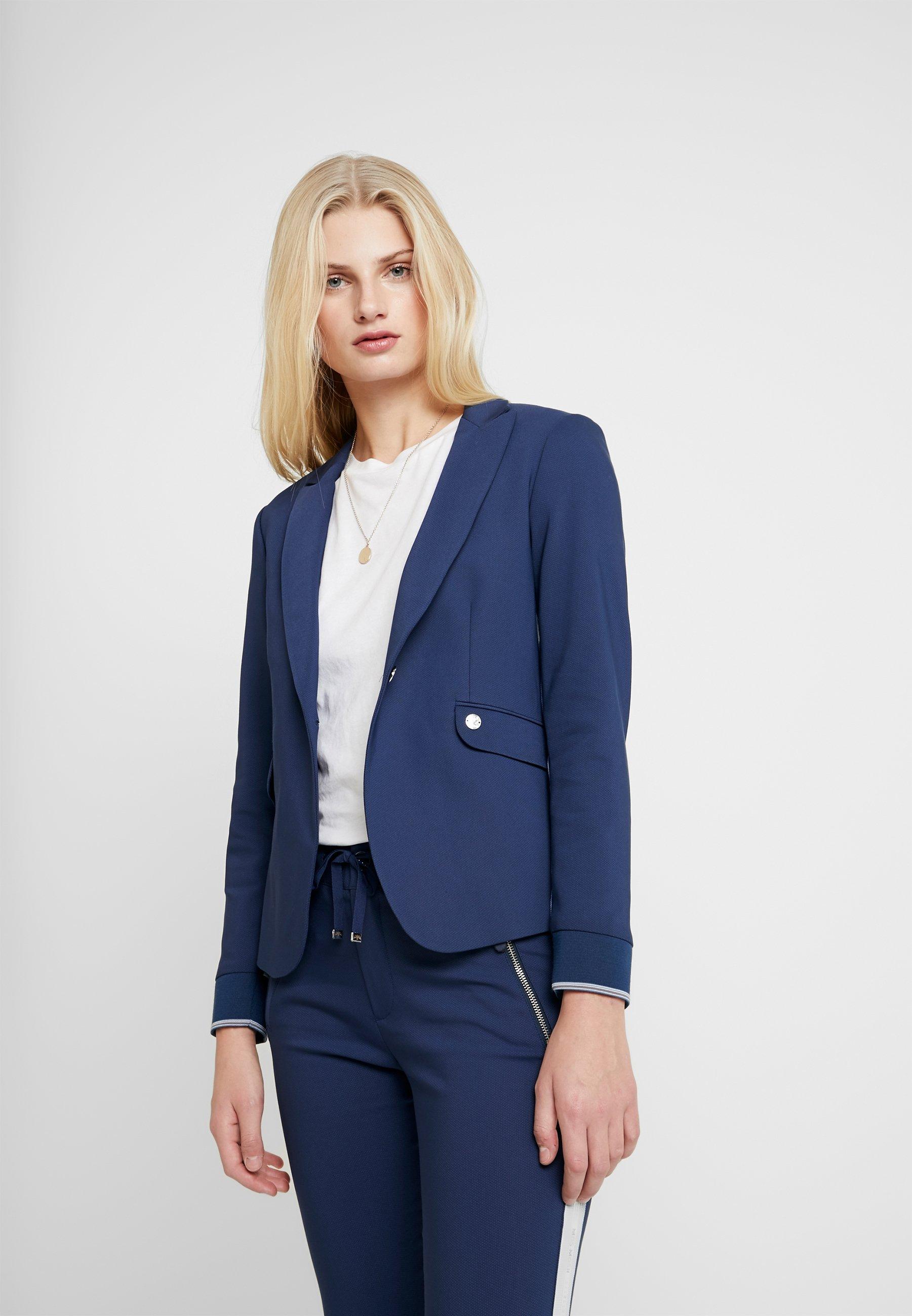 Blue Marly Blazer  MOS MOSH  Blazer - Dameklær er billig