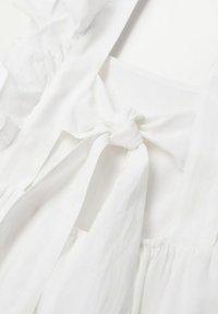 Mango - Day dress - white - 4