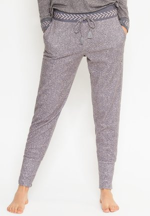 Pyjama bottoms - dark grey
