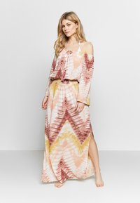 LASCANA - MAXIKLEID - Ranta-asusteet - multi-coloured - 0