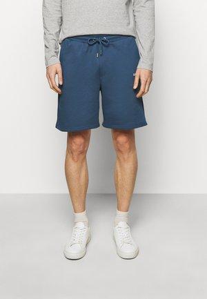 LENS - Shorts - denim blue